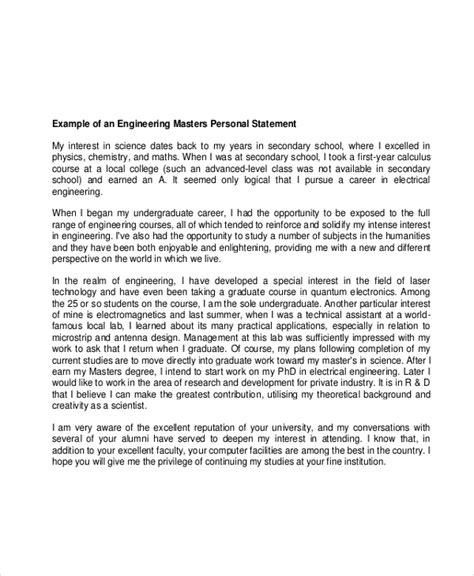 graduate school personal statement examples  premium templates