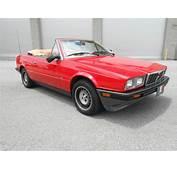Sell Used 1986 Maserati Spyder Biturbo Zagato Bi Turbo