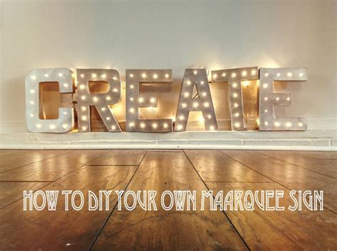 25 best ideas about marquee sign on pinterest diy