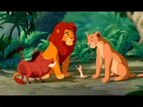 le roi lion film youtube the lion king le roi lion r 233 union french youtube