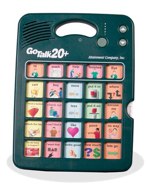 gotalk 20
