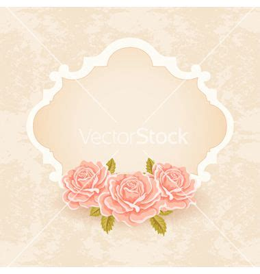 Vintage Style Photo Cards Template by Greeting Card Backgrounds Vintage Floral Background
