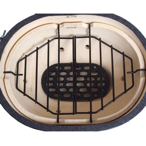 Oval Roasting Pan Rack by Primo Roaster Drip Pan Rack For Oval Xl