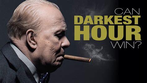 darkest hour nominations should darkest hour win best picture youtube