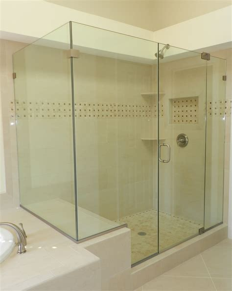 Shower Door Panel Panel Door Panel Return Shower Door King Shower Door Installations