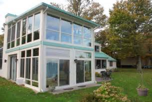 Joyce Sunrooms A Two Story Sunroom A Customer S Story