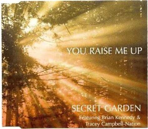 You Raise Me Up Secret Garden you raise me up by secret garden brian kennedy tracey