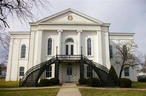 Mount Vernon Municipal Court Records Mt Vernon Appellate Courthouse Clio