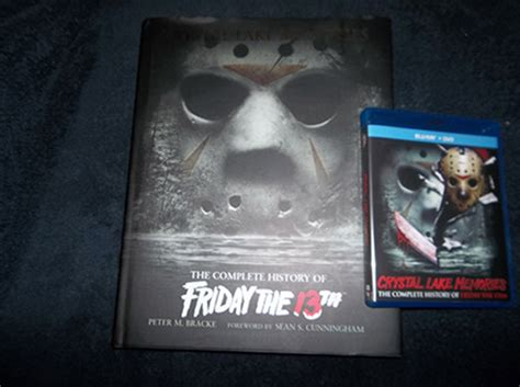 crystal lake memories crystal lake memories the complete history of friday the