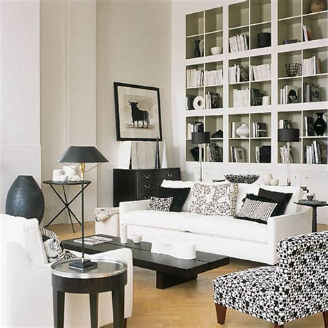 Modern Living Room Houzz Home January 2013