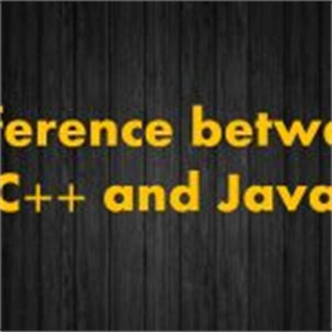 difference between awt and swing in java difference between c and c in tabular form the crazy