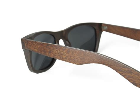 Handmade Sunglasses - wooden sunglasses