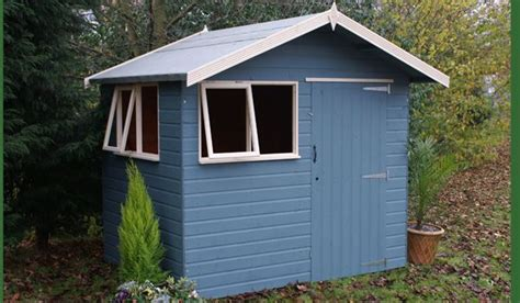 Sheds Derby by Painted Sheds In Derby Congleton Stoke On Trent Burton On