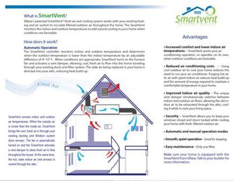 smartvent fresh air system villara building systems