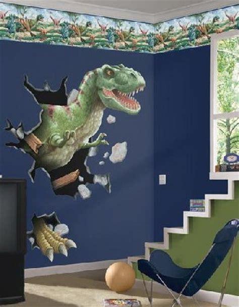 decoracion habitaciones infantiles dinosaurios habitaci 243 n infantil de dinosaurios decoracion estilopeques