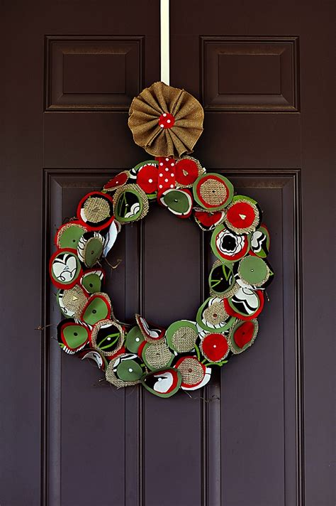 wreath diy 21 diy wreath decorating ideas