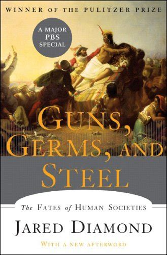 book review guns germs and steel fox on an island