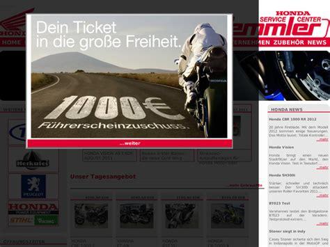Motorrad Honda Händler Deutschland by Honda Service Center Semmler In Herborn Motorradh 228 Ndler