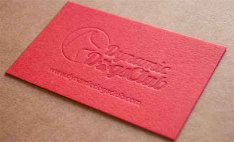 300gsm paper custom business card embossing business cards