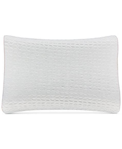 Tempurpedic Pillow For Side Sleepers by Tempur Pedic Side Sleeper Support Memory Foam Pillow