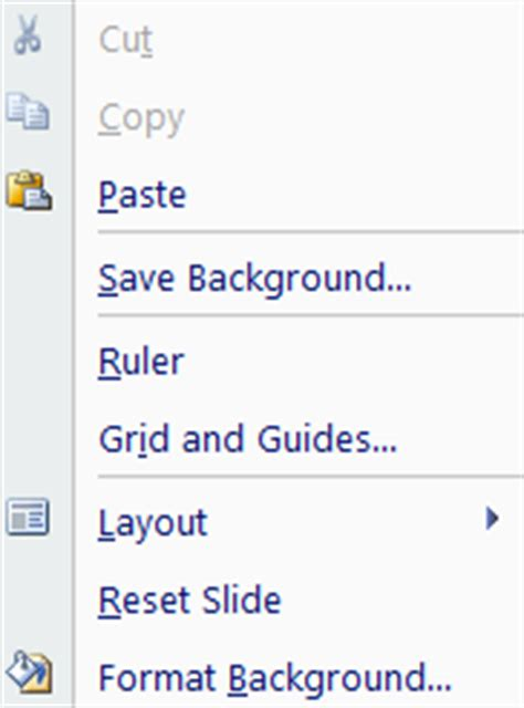 powerpoint tutorial 2007 advanced advanced powerpoint 2007 tip saving your background