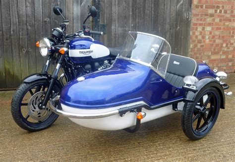 Triumph Newchurch Outfit for Sale   Watsonian Squire