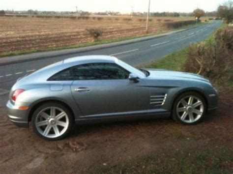 Chrysler Crossfire 2004 by 2004 Chrysler Crossfire Roadster Related Infomation