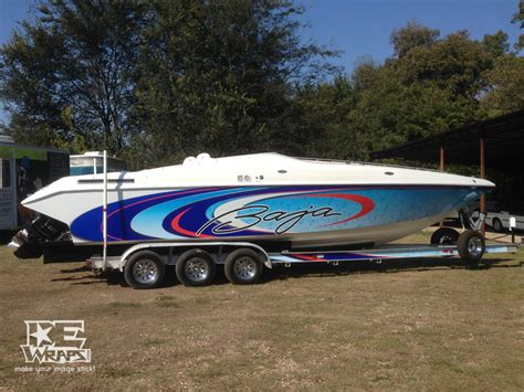 boat wraps east texas boat wraps dewraps digital effects signs and graphics llc