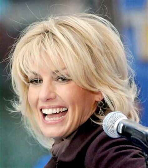 haircuts for thick voluminous hair 20 short blonde celebrity hairstyles short hairstyles