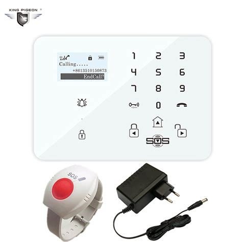 burglar alarm gsm android security system wireless