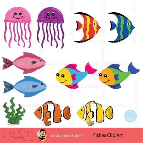 clipart pesci fishes clipart fish clipart sealife clipart tropical