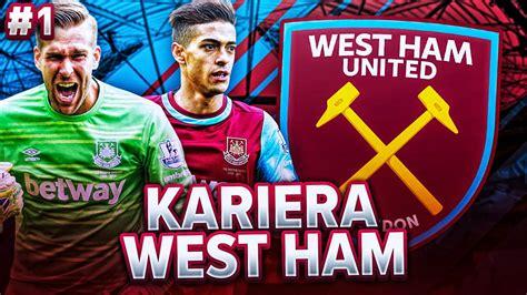 Trucker Westham United 4 kariera west ham united 1 zaczynamy z grubej rury