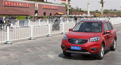 renault china renault and dongfeng motor set up joint venture in china