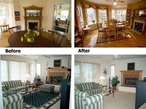 staging a house to sell new home staging statistics show staged houses selling