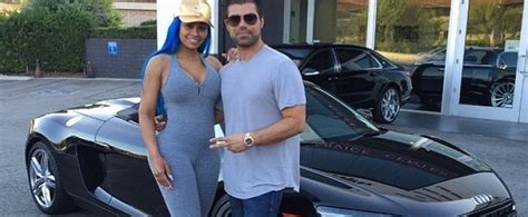 blac chyna jeep blac chyna buys audi r8 getting back at jenner
