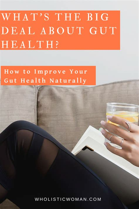 whats the big deal what s the big deal about gut health wholistic woman