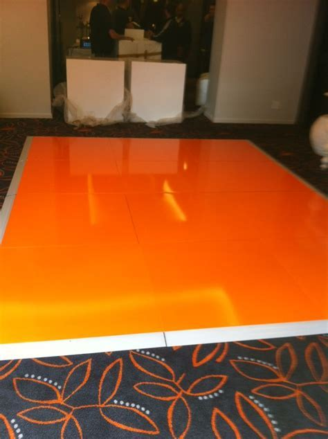 Orange Vinyl Flooring   Wood Floors