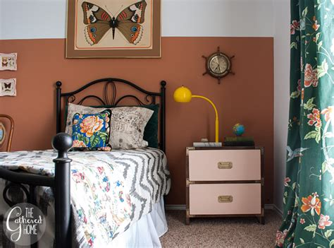 wes anderson bedroom the quot nautical naturalist quot bedroom makeover