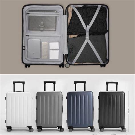 Xiaomi Mi Trolley 90 Points xiaomi mi trolley 90 points suitcase 24 gray