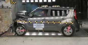 Kia Soul Crash 2014 Kia Soul Earns Five Safety Rating From Nhtsa