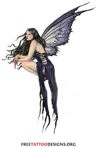 evil fairy tattoo designs tattoos