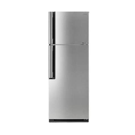 Kulkas Sharp Nano Deodorizer jual sharp sj i570nlv sl kulkas 2 pintu 456 l