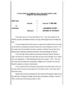 Divorce Decree Template by Divorce Print Paper Fill Printable Fillable