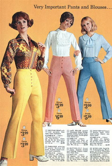 1970s Wardrobe by The Tale Of The 1970s Fashion Apocalypse