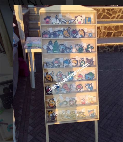 what stores sell perler perler crafts in a showcase for sell 1 free
