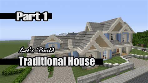 building a house part 1 it begins viva la violet let s build a traditional house part 1 in minecraft house