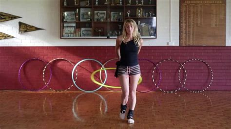 tutorial hula dance hula hoop tutorial transition routine ideas beginner