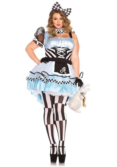 alice in wonderland halloween costume plus size and plus size psychedelic alice in wonderland halloween costume