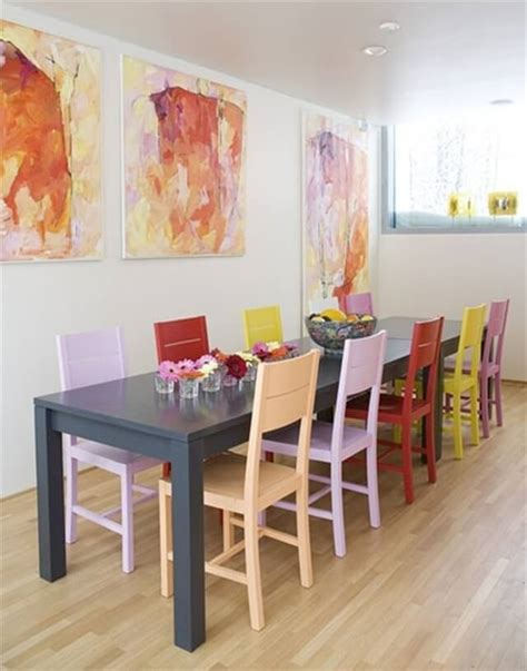 Diy Paint Dining Room Table How To Paint Your Dining Room Table And Chairs Diy And Crafts