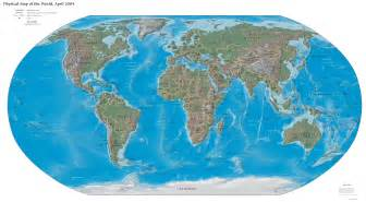 World Mountain Map by Mountain Ranges World Map Images Amp Pictures Becuo
